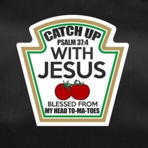 Catch up with Jesus - Sporttasche