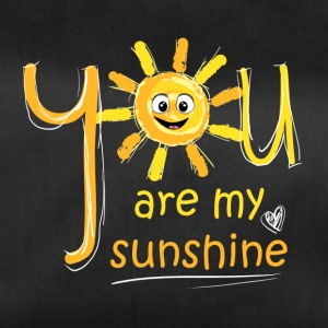 You are my Sunshine - Partnerlook Shirt 009 - Sporttasche