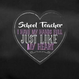 Schoolteacher, school, love, school - Duffel Bag