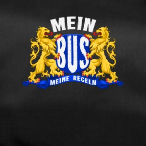 My Bus My Rules Funny T-Shirt - Duffel Bag