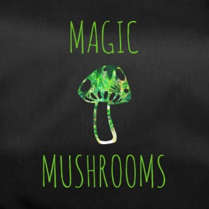 Magic mushrooms magic mushrooms - Duffel Bag