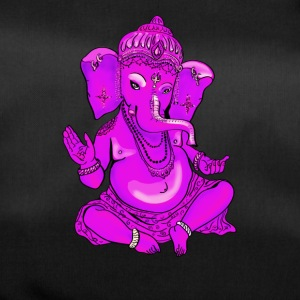 Ganesha pink yoga hindu india elephant god Namaste - Duffel Bag