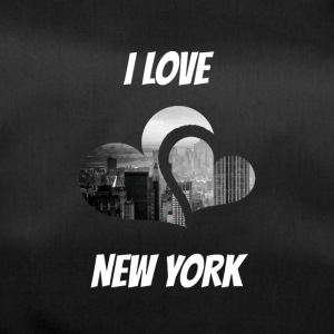 I love New York I love NY - Borsa sportiva