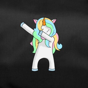 Unicorn Dabbing - Dancing Unicorn T-Shirt - Duffel Bag