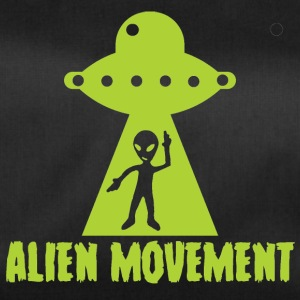Alien / Area 51 / UFO: Alien Movement - Sporttas