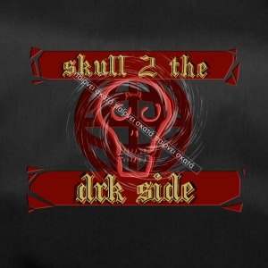 Skull 2 ​​the drk side - Duffel Bag