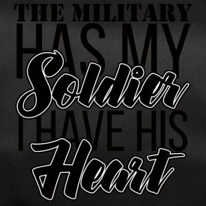 Military / Soldiers: The Military Has My Soldier, I - Duffel Bag