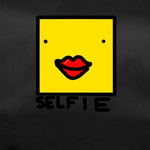 Duckface photo personnelle - Sac de sport