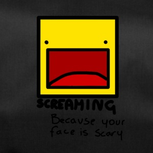 Screaming face - Sac de sport