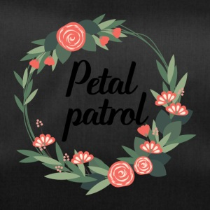 Wedding / Marriage Petal patrol - Duffel Bag