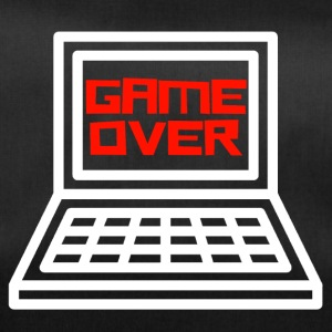 Game Over shirt Gamer - Sportstaske