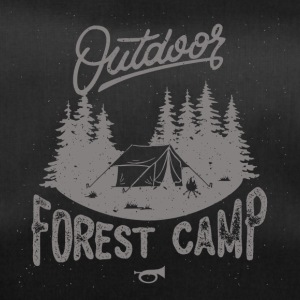Forest Camp - Sporttas