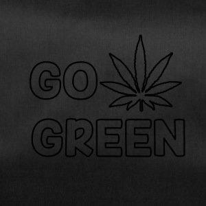 GO GREEN - Duffel Bag