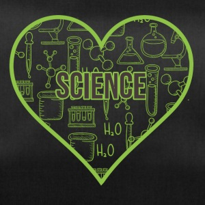 SCIENCE HEART HEAT - Duffel Bag