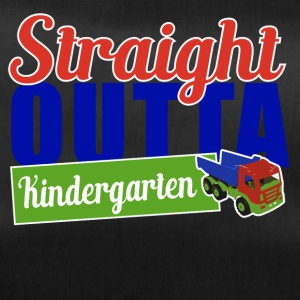 STRAIGHT OUT KINDERGARTEN - Sporttasche