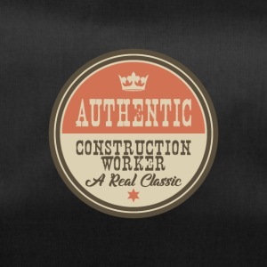 AUTHENTIC CONTSRUCTION WORKER - CONSTRUCTION WORKER - Duffel Bag