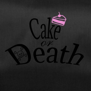 Cake or Death - Duffel Bag