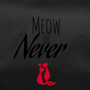 Meow or Never - Duffel Bag