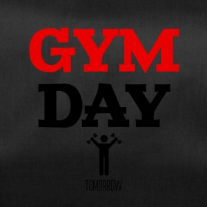 Gym Day Tomorrow - Sporttas