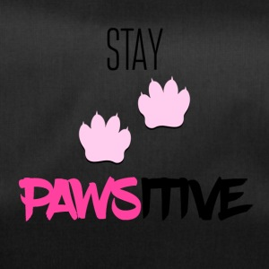 Stay pawsitive - Duffel Bag