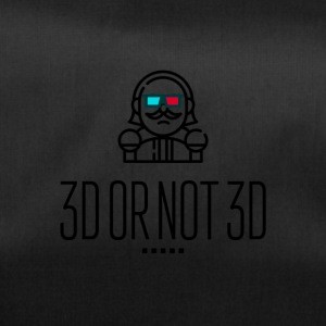 3D or Not 3D - Sporttasche