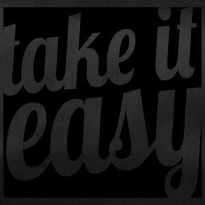 take it easy - Sporttasche