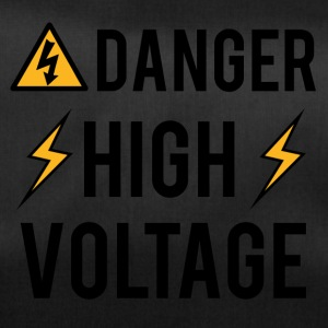 Électricien: Danger! High Voltage! - Sac de sport