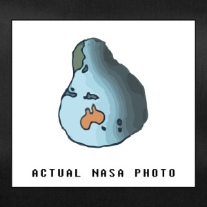 Actual Nasa Photo - Duffel Bag