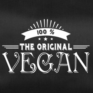 vegan t shirt 100 vegan - Duffel Bag