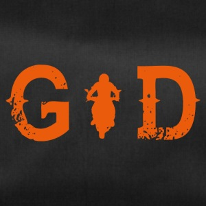 Legend god god biker sport motorcycle - Duffel Bag
