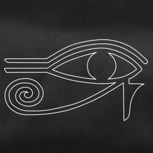 Eye of Ra bieli - Torba sportowa