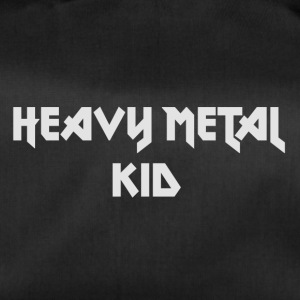 heavy metal kid - Sporttasche