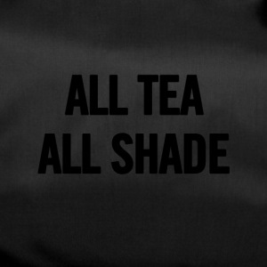 Alle Tea All Black Shade - Sportstaske