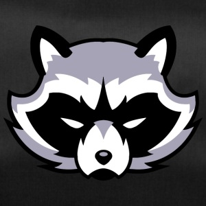 Raccoon grå / Raccoon - Sportsbag