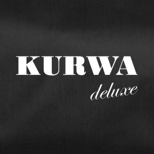 Kurwa Deluxe - Polish swear word gift - Duffel Bag