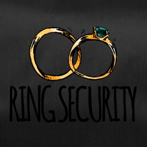 Wedding / Marriage: Ring Security - Duffel Bag