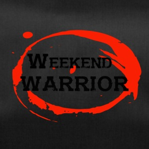 Shirt Weekend Warrior Weekend Party - Torba sportowa