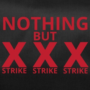 Bowling / Bowler: Nothing But Strike, Strike, Stri - Sporttasche