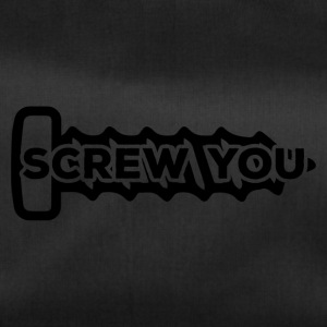 Mechaniker: Screw You - Sporttasche
