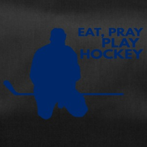 Hockey: Eat, Pray, Play Hockey - Duffel Bag