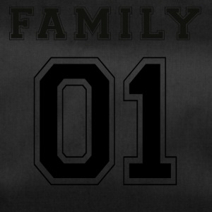 FAMILY 01 - Black Edition - Sporttasche