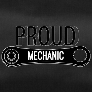 Mechaniker: Proud Mechanic - Sporttasche