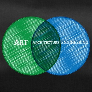 Architect / Architectuur: Art, Architecture, - Sporttas