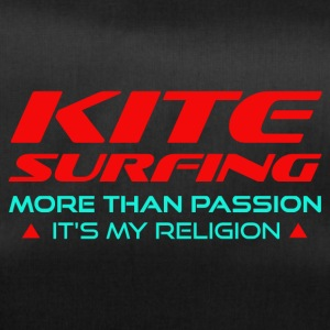 KITESURFING - PLUS DE PASSION - ITS MY RELIGION - Sac de sport