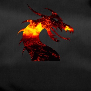 Dragon on fire - Duffel Bag