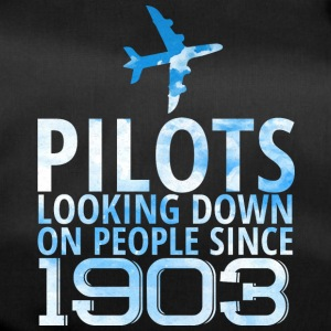 Pilot: Pilots Looking Down On People Since 1903. - Duffel Bag