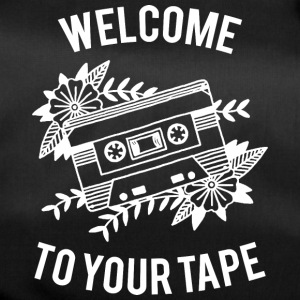 Welcome to your tape - Sporttasche