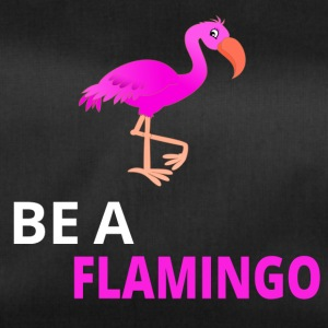 Be A Flamingo - Sportsbag