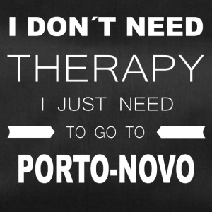 i dont need therapy i just need to go to PORTO N - Duffel Bag