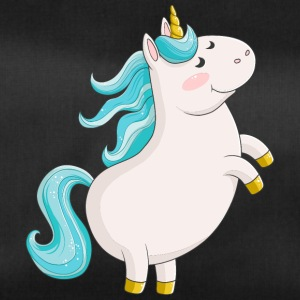Sweet comic unicorn - Duffel Bag